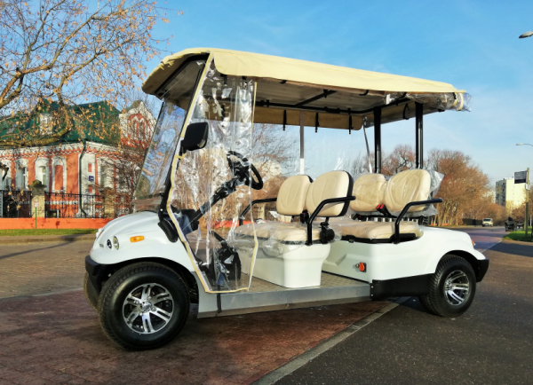 Golf cart Concordiya GK4 (Golf shuttle)
