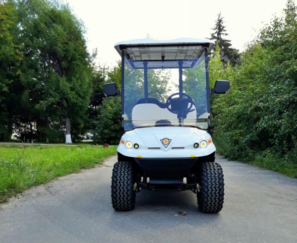 Golf cart Concordiya GK2 + 2 CROSS